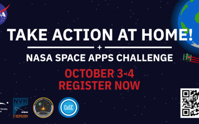 We are NASA Space Apps Challenge 2020 CO-Host!