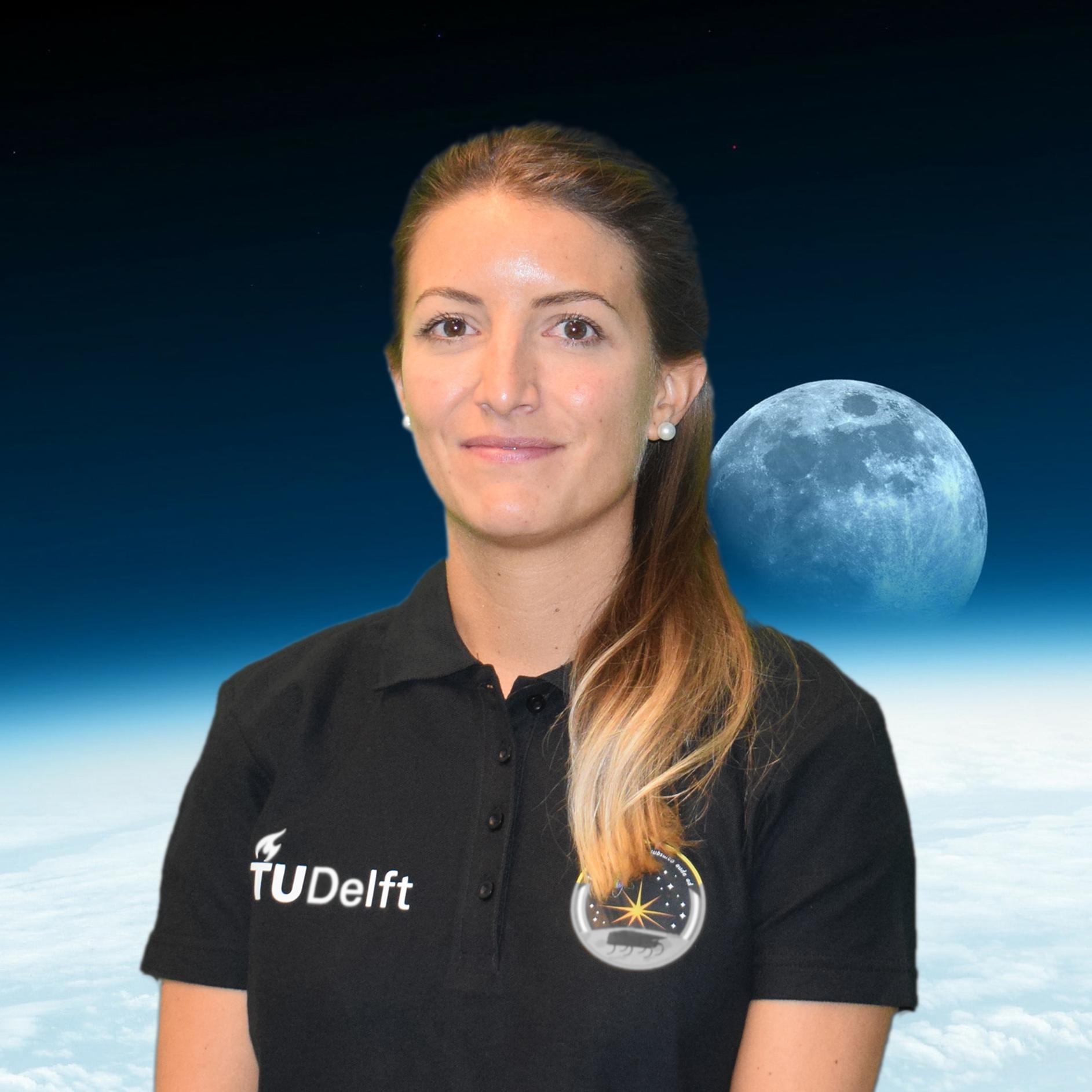 Mariana Piña Lunar Zebro IGLUNA analogue