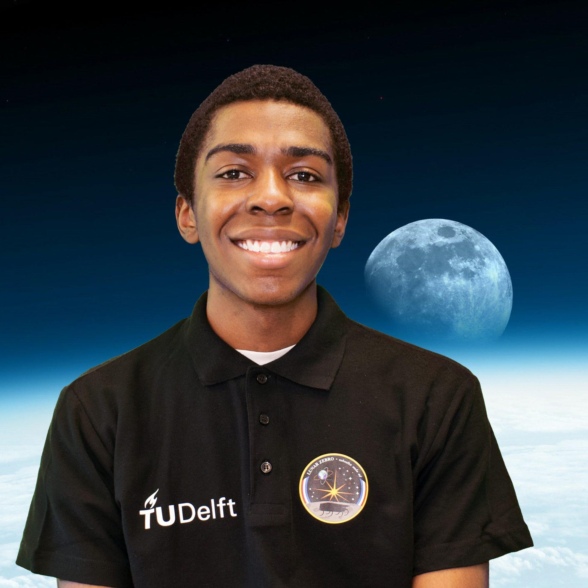 Olasoji Makinwa Lunar Zebro IGLUNA member