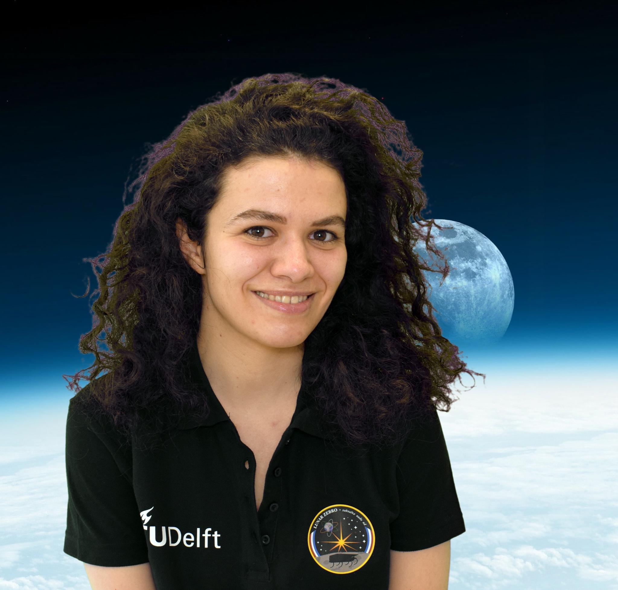 Emma Chris Avramiea IGLUNA Lunar Zebro