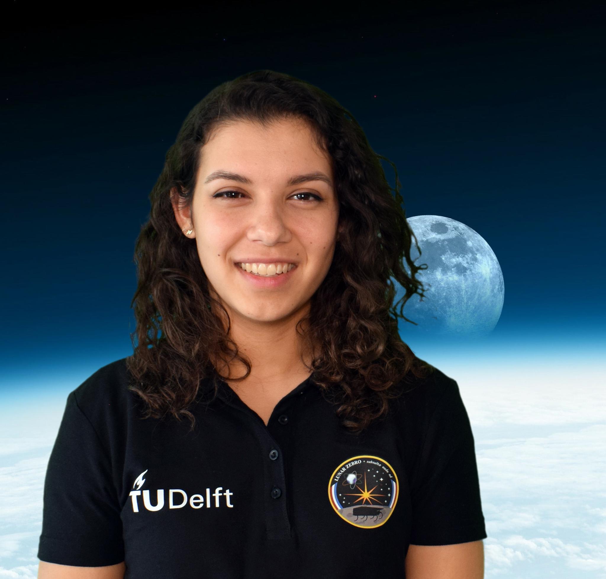 Laura Croes IGLUNA lunar zebro