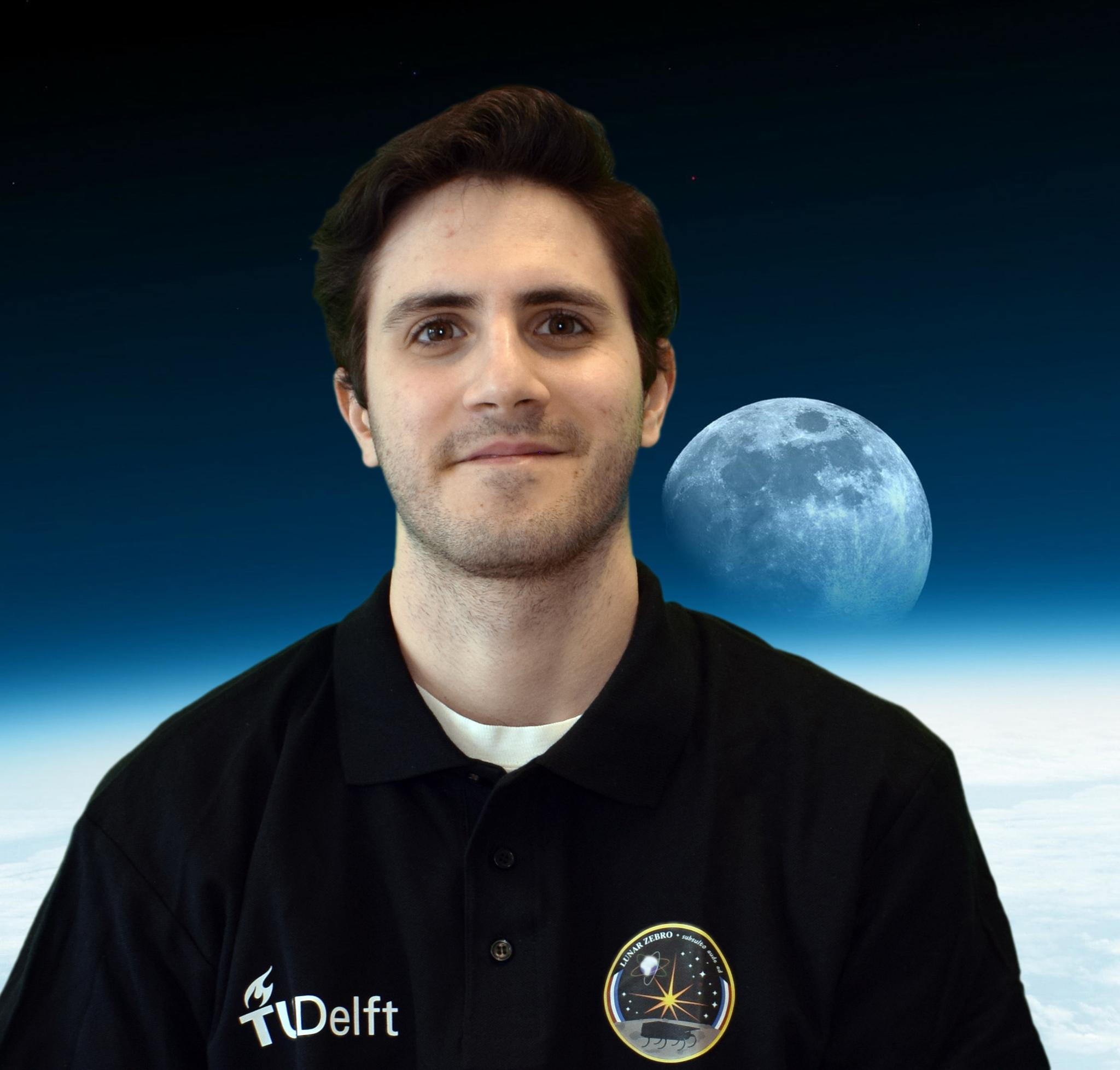 Salvatore Vicinanza Lunar Zebro igluna
