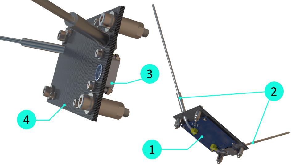 LEAP Lunar Zebro TUDelft Instrument Moon lander Mission precursor Dutch